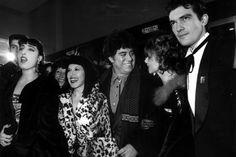 El estreno de 'Átame' en 1990 Almodovar