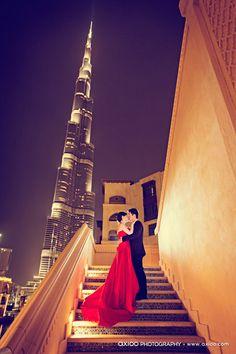 Romantic in Dubai | Axioo
