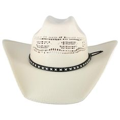 9d5b4cd80f0 Cody James Mens Bangora Straw Cowboy Hat Cody James