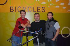 Bike shop service aids author's trip