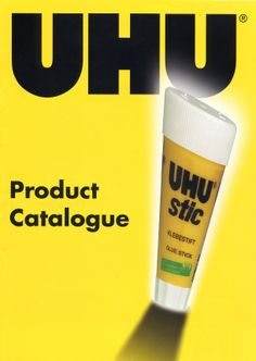 UHU Catalogue Cover
