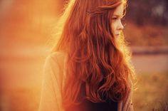 russian redhead Treena