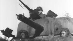 """M4 Sherman Tanks in Italy...: """"Combat Bulletin No. 2"""" 1944 US Army; World War II https://www.youtube.com/watch?v=azxq4GZPZJ4 #USArmy #WWII #history"""