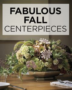 As fall approaches and the weather starts to cool, entertaining makes its move…