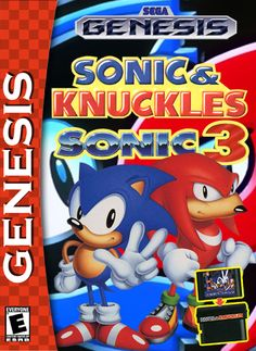 Sonic And Knuckles Sonic 3