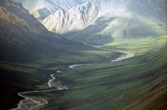 Gates of the Arctic National Park, Alaska ~ By Desert Vu