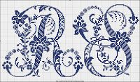 Free Easy Cross, Pattern Maker, PCStitch Charts + Free Historic Old Pattern Books: Sajou No 601
