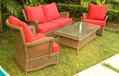 STYLE 4 Garden Outdoor Living Furniture, Summer 2015, Home And Garden, Lounge, Fit, Outdoor Decor, Home Decor, Style, Outdoor Lounge Furniture