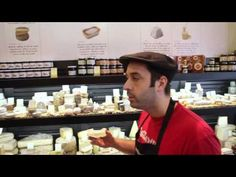 A Visit with Fromager Jérôme Boulestreau - YouTube