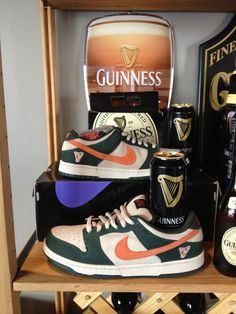 save off 105cd 5e367 11 Nike SB Sneakers Inspired by Beer   Liquor