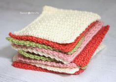 Repita Crafter Me: Solid Pattern Granny Praça Crochet (Grit ponto)