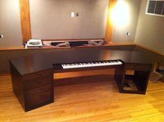 Composer desk