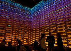 Outpost Basel Pavilion by Olson Kunding at Design Miami/Basel 2015, Basel – Switzerland » Retail Design Blog
