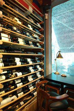 Alkalai Shop Wine Bar by Shahar Katsav Tel Aviv 08