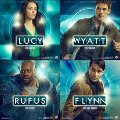 Timeless Show, Timeless Series, Sci Fi Tv Series, Shannara Chronicles, Uk Actors, Space Fabric, Fantasy Tv, Tv Times, Best Series