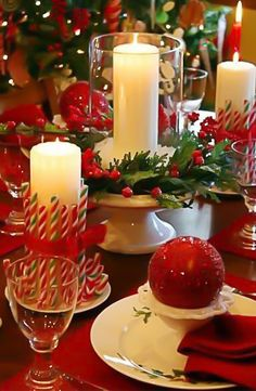Decoração da Mesa de Natal - Blog Plaenge (17)