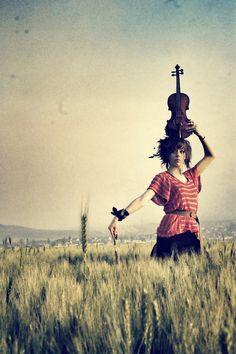 Lindsey Sterling- Violinist / Dancer - xanbaker's Photos