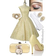 """#Stylish evening party!"" by modnaiya on Polyvore"