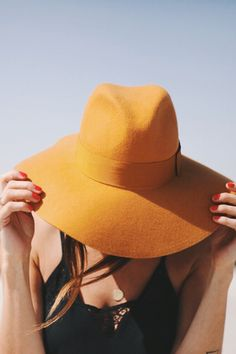 Brixton Piper Hat in Mustard Photography Women, Portrait Photography, Bethany Menzel, Fashion Shoot, Yellow, Brixton Hats, Accessories, Collection, Citizen