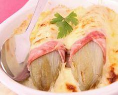 Endives au jambon et au reblochon : http://www.fourchette-et-bikini.fr/recettes/recettes-minceur/endives-au-jambon-et-au-reblochon.html