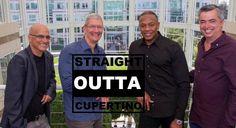 STRAIGHT OUTTA CUPERTINO – Apple Statement zu Dr. Dre Vergangenheit - https://apfeleimer.de/2015/08/straight-outta-cupertino-apple-statement-zu-dr-dre-vergangenheit - Auch wenn die Kooperation mit HipHip-Urgestein und Produzent Dr. Dre Apple ein paar Dollar gekostet hat, dürfte sich diese dennoch mehr als bezahlt machen. Kopfhörer, Beats 1 Radio und das Compton-Album exklusiv auf Music und iTunes, das in einer Woche über 25 Millionen-Mal abgespielt wurde, sp...