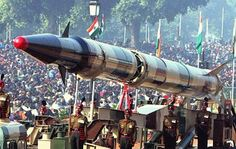 India, Pakistan's nuclear arsenal rising fast, claims international think-tank New Delhi: India and Pakistan, the two South Asian nuclear giants, are increasing their nuclear weapon stockpiles and missile delivery capabilities even. Nuclear Energy, Nuclear Power, Beast Of Revelation, India Now, Ballistic Missile, Russia News, India And Pakistan