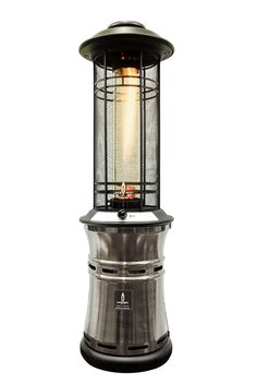 Ember Alto Natural Gas Patio Heater Copper Outside Heaters Outdoor Propane