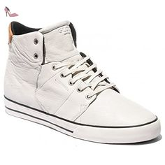 eccd72be9502 Globe Los Angered Sneaker white   blanc Taille 9.0  Amazon.fr  Chaussures  et Sacs