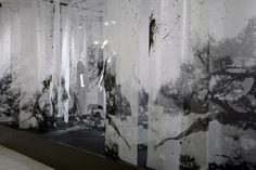 La calligraphie digitale de Shun Kawakami