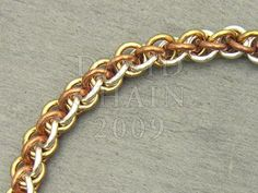 It is so confusing to make a Jens Pind chain. But David Chan's step-by-step tutorial here is quite clear