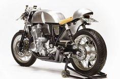 Sexta Insana: CB 1100 Moriwaki | Garagem Cafe Racer