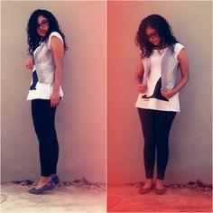 Eu Crio Moda: Meu look curly
