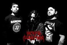 Resenha do Rock: HATEFUL WARFARE: Banda é confirmada no 1º Evil Wor...
