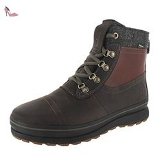 TIMBERLAND SCHAS 6 IN WP 7755A hommes Bottes, marron 50.5 EU grande taille - Chaussures timberland (*Partner-Link)