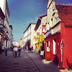 See 6 photos from 245 visitors to Kościerzyna. 6 Photos, Hungary, Four Square, Street View, Poland