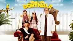 8 Mayıst'a vizyona girecek Niyazi Gül Dörtnala filminin kadrosunda @atademirer @Akbag_Demet yer alıyor. #8Olog #Sanat