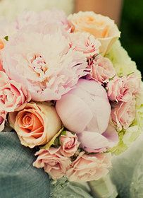 BLOOM | Wedding Flowers | Pink and White