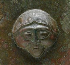 Disc - headed Pin  - Luristan bronze -LACMA