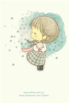 Sweet illustration