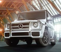 The New 2015 Mercedes-Benz G-Class SUV 35th Anniversary Special Edition The…
