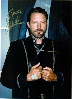 Bruce Boxleitner as John Sheridan of Babylon 5 8 x 10 Autograph Reprint 1 | eBay