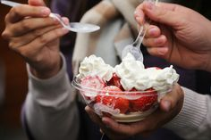 National Strawberries and Cream Day http://www.examiner.com/article/strawberries-and-cream-combine-the-two-for-national-strawberries-and-cream-day