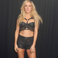 Get a body like Ellie Goulding with a gymnastics workout.