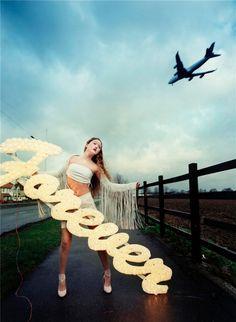 Devon Aoki    photo by David LaChapelle, 1999