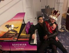 Bohemian Rhapsody is a movie starring Rami Malek, Lucy Boynton, and Gwilym Lee. The story of the legendary British rock band Queen and lead singer Freddie Mercury, leading up to their famous performance at Live Aid Ben Hardy, John Deacon, Bryan May, Metallica, Queen Movie, Roger Taylor, Somebody To Love, Queen Freddie Mercury, Queen Band
