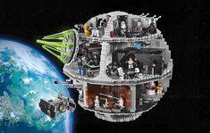 Star Destroyer, Luke Skywalker, Chewbacca, Obi Wan, Boba Fett, Star Wasr, Darth Vader, Lego Star Wars, Sci Fi