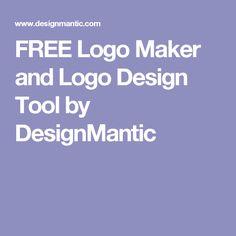 FREE Logo Maker and Logo Design Tool by DesignMantic