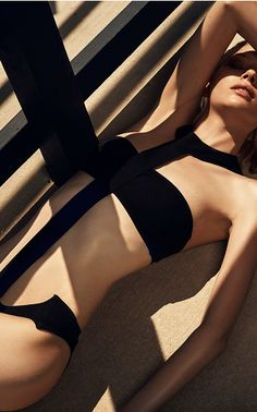 La Perla Swimwear Resort 2016 on ModaOperandi