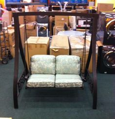 Hanamint St. Augustine frame and cushions at a great price. Beautifully crafted with a ten year warrenty
