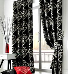 Image result for cool curtains